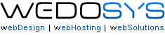 WEDOSYS webHosting | webDesign | webSolutions